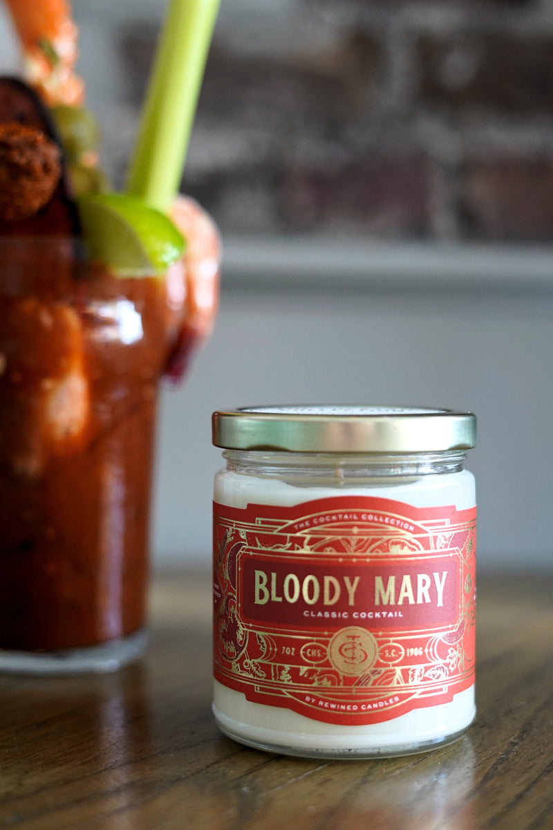 Bloody Mary 7 oz Candle