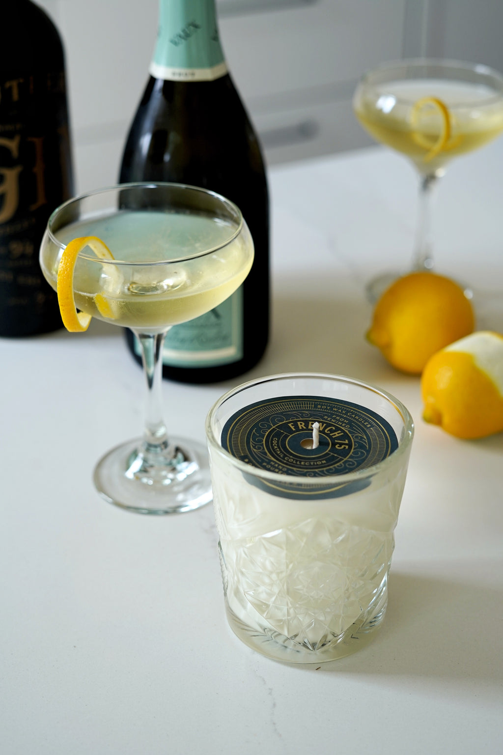 French 75 9 oz. Candle