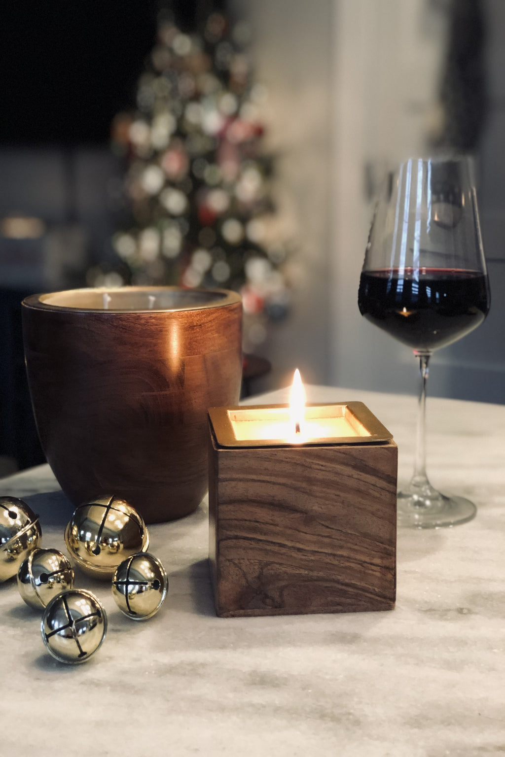 Wine Under The Tree Square Barrel Aged