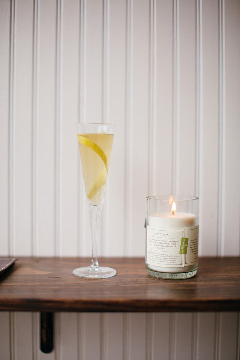 French 75 (spring seasonal)