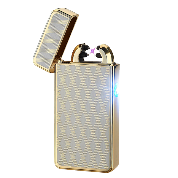 Golden Morning Rechargeable Windproof Lighter
