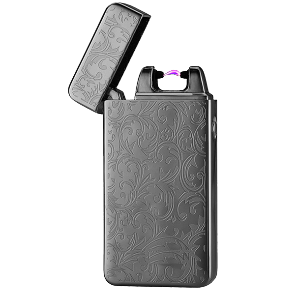Black Maze Rechargeable Windproof Lighter