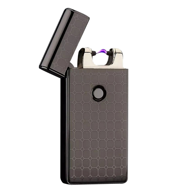 Brown Arc Rechargeable Windproof Lighter