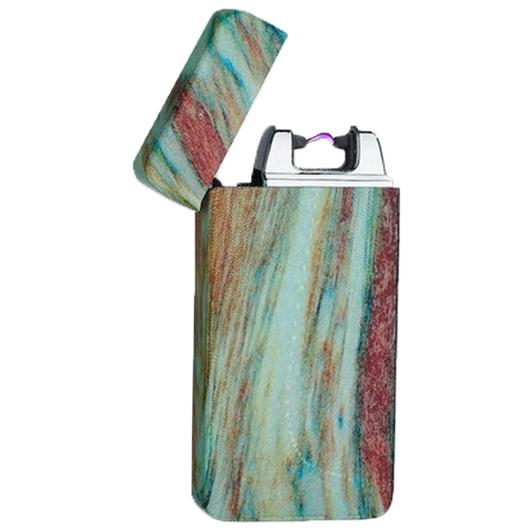 Earth Stone Rechargeable Windproof Lighter