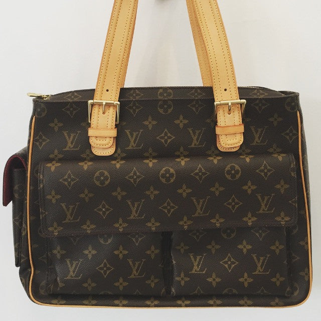 Louis Vuitton Multipli-Cite Bag
