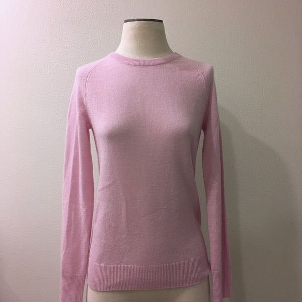 Equipment Pink Cashmere Sweater