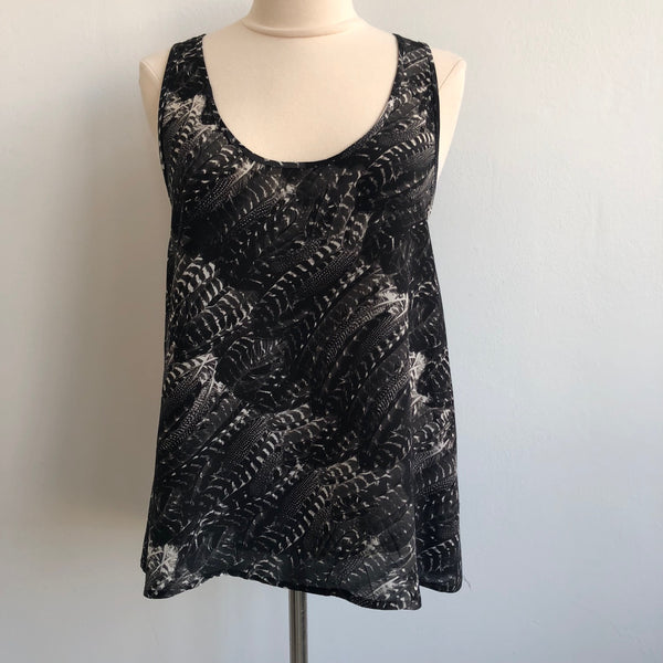 Joie Silk Feather Tank