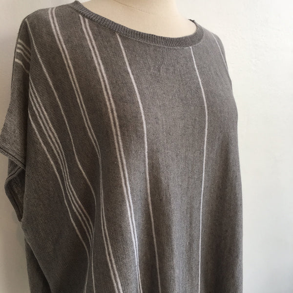 360 Sweater NWT Striped Italian Yarn