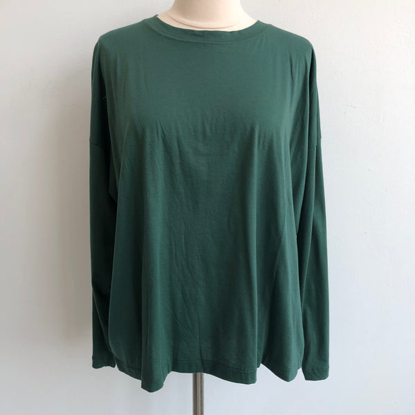Vince Green Long Sleeve Cotton