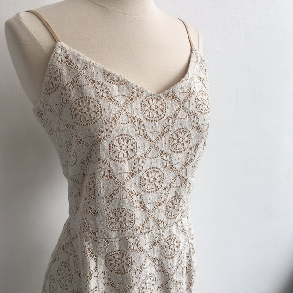 Joie Orchard Off White Dress NWT