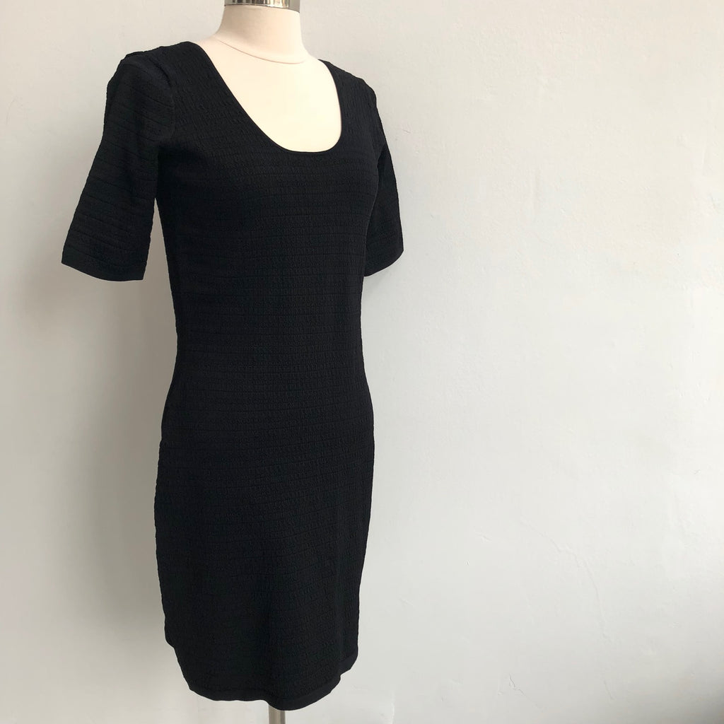 Elizabeth James Half Sleeve Fitted NWT Dress