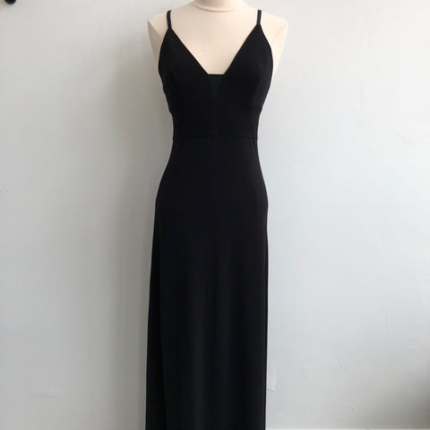 Alice Olivia Devlin Maxi Dress NWT