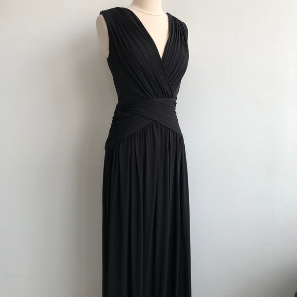Bcbg Max Azria Long Ruched Dress