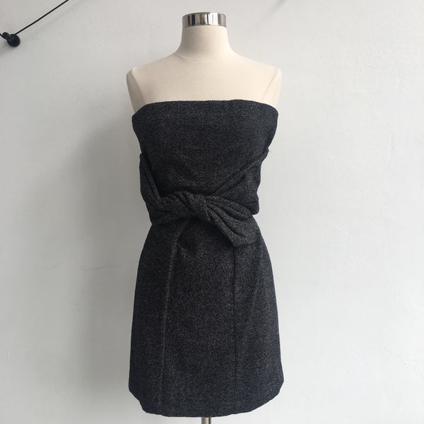 See By Chloe NWT Tweed Strapless