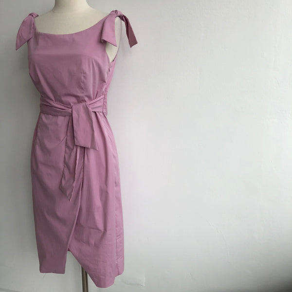 Milly Lavender Tie Sleeveless NWT