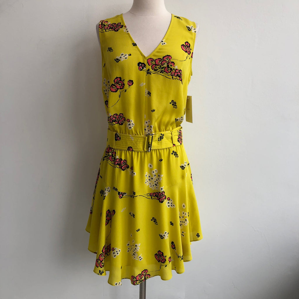 A.L.C.  Yellow Floral NWT