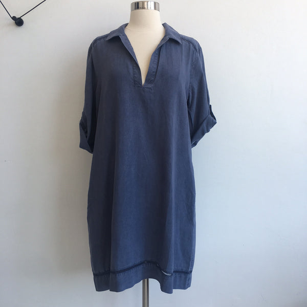 Cloth & Stone Tencel Pullover Dress