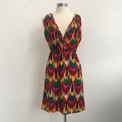 Alice Olivia Multi Color Dress