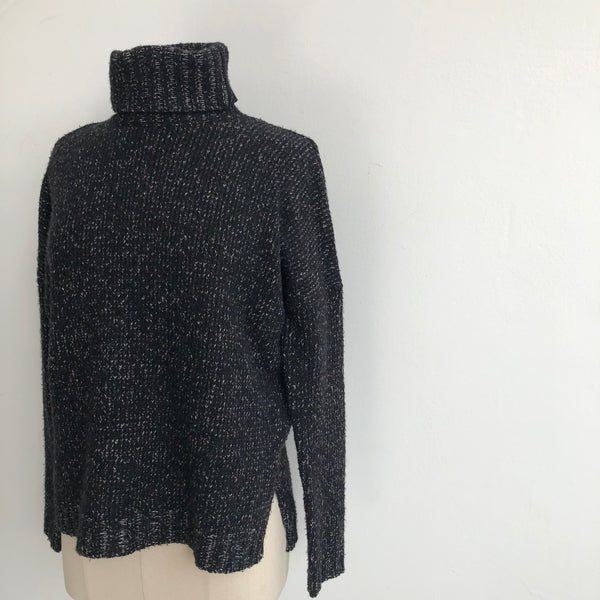 Vince Turtleneck Cashmere Black