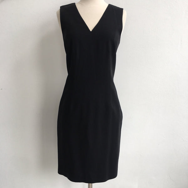 Coop Barneys New York Black Shift Dress