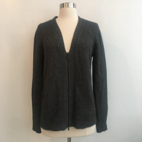 3.1 Philip Lim Gray Cardigan