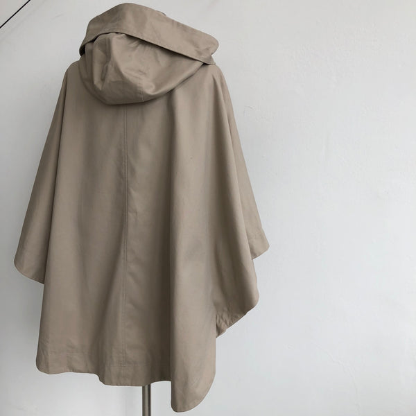 Joie NWT Kahki Cape Hooded