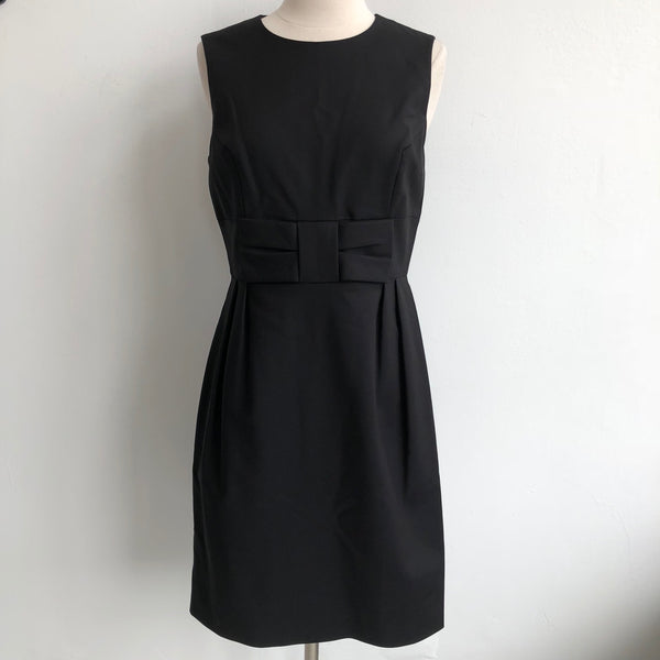 Kate Spade Black Bow Dress NWT