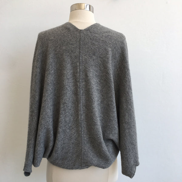 Vince Gray Open Cardigan