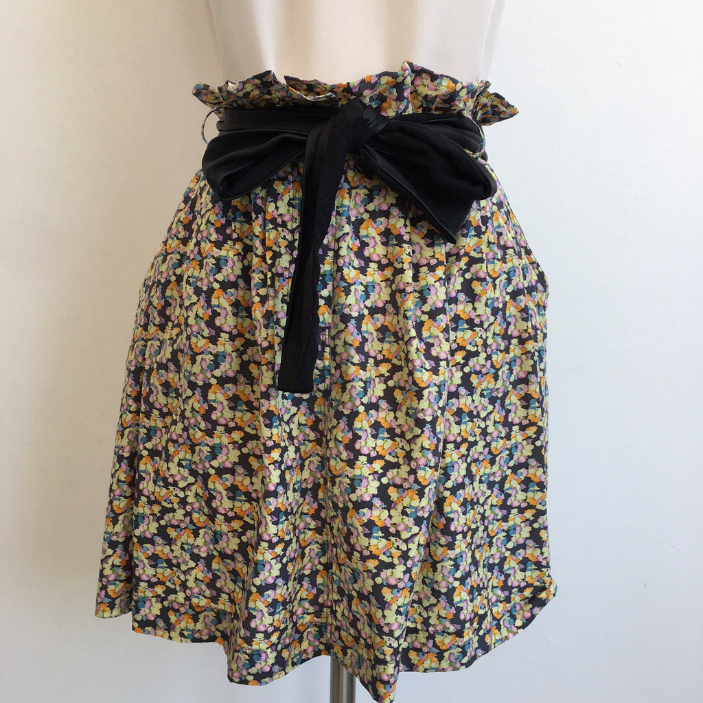 Elizabeth and James Floral Tie Waist