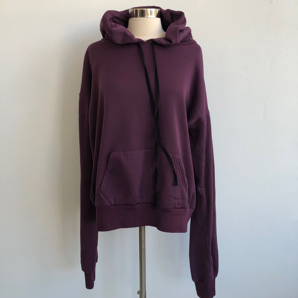 Ben Taverniti Unravel Project Hoodie Purple