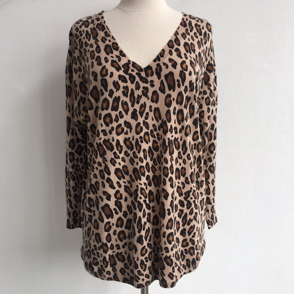 Joie Cheetah Sweater