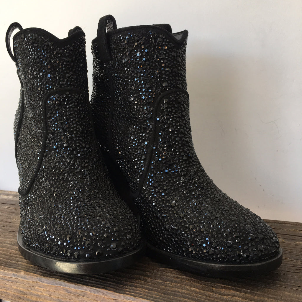 Laurence Dacade Pete All Over Crystal Bootie