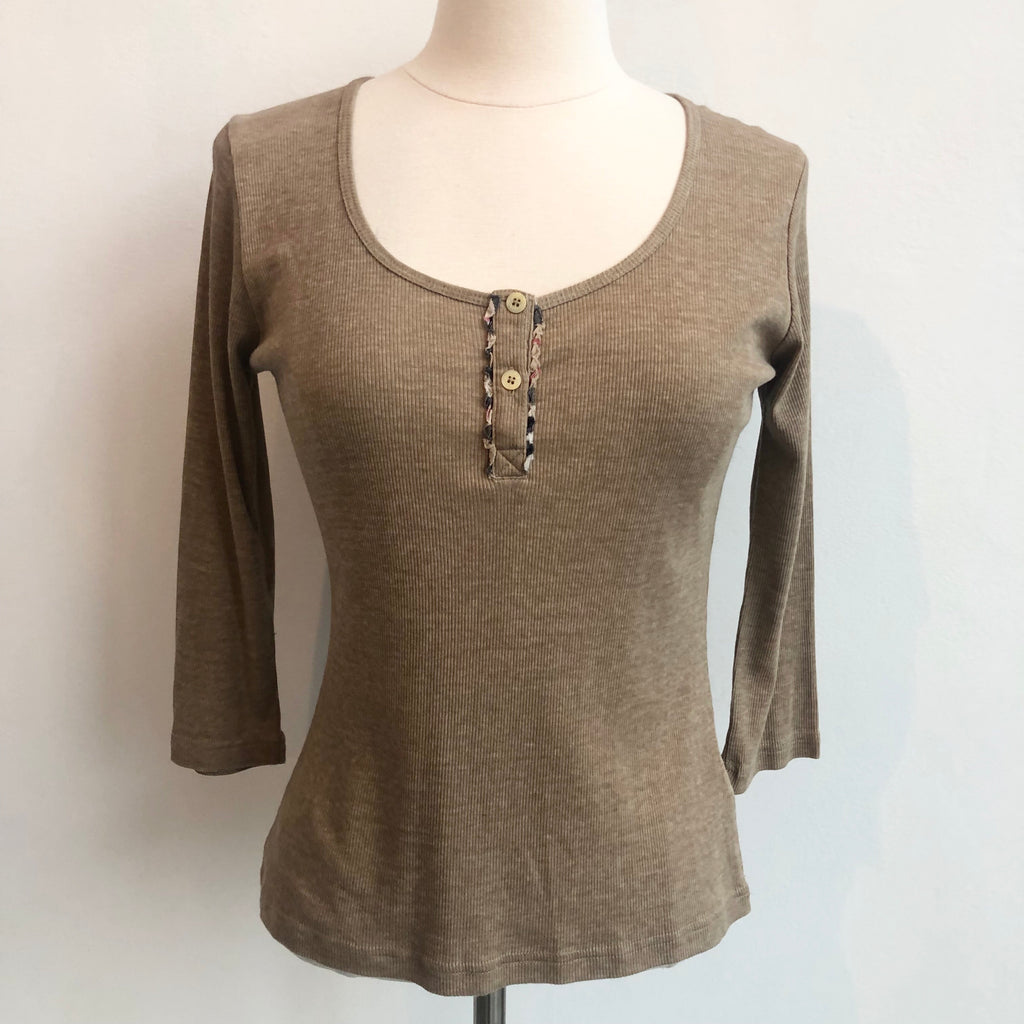 Burberry Henley Taupe