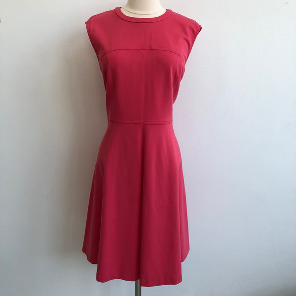 Magaschoni Bright Pink NWT Shift