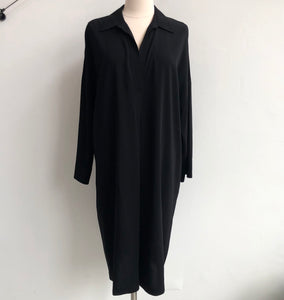 Vince Black Shift Dress