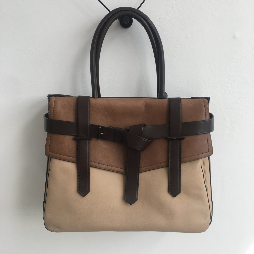 Reed Krakoff Boxer Natural Brown