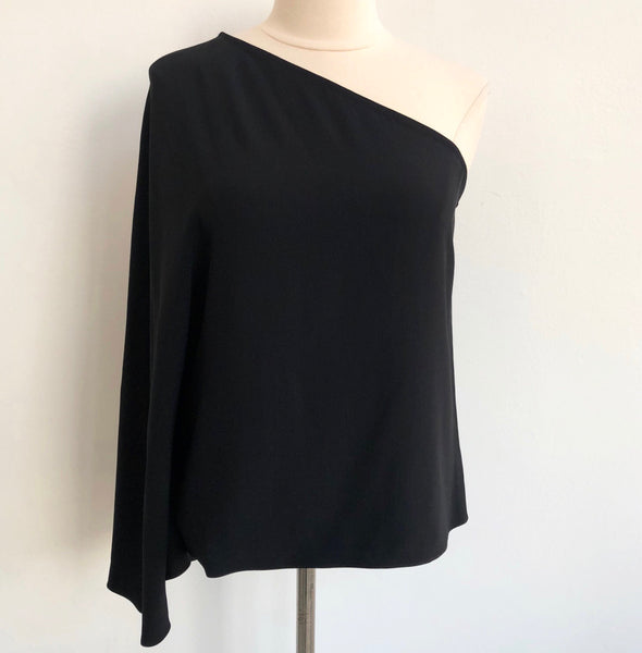 Theory Ruza Black Kensington NWT