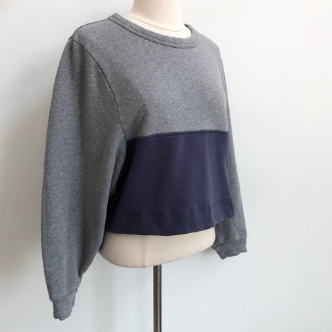 Adidas Stella McCartney Crop Sweatshirt