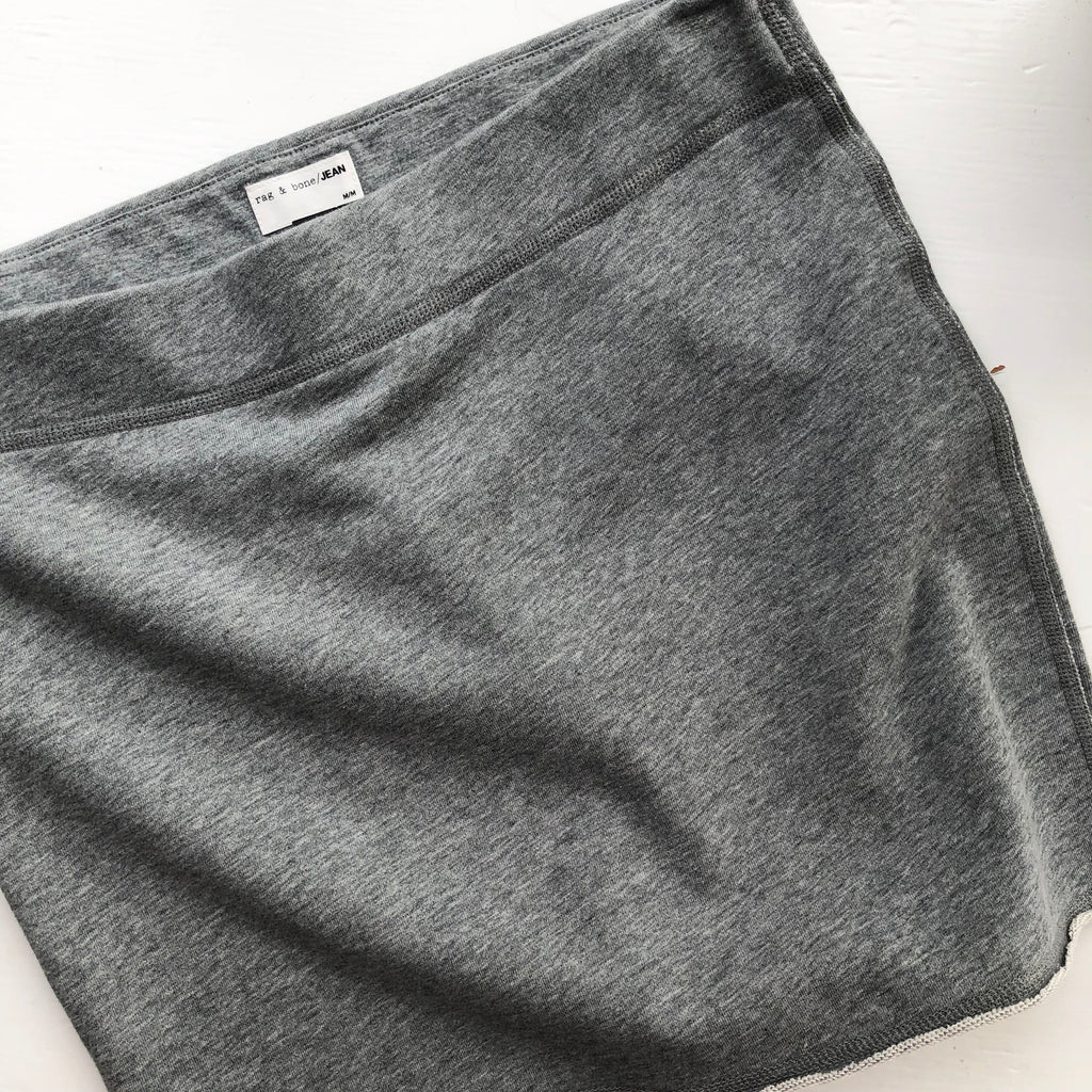 Rag & Bone Gray Skirt