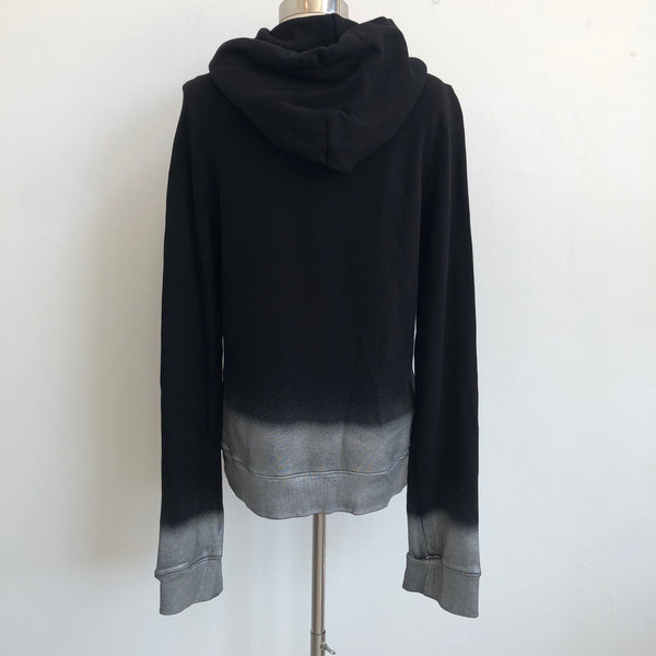 Cotton Citizen Black Silver Hoodie
