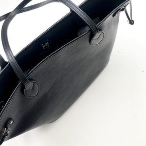 Louis Vuitton Epi Noir Neverfull MM