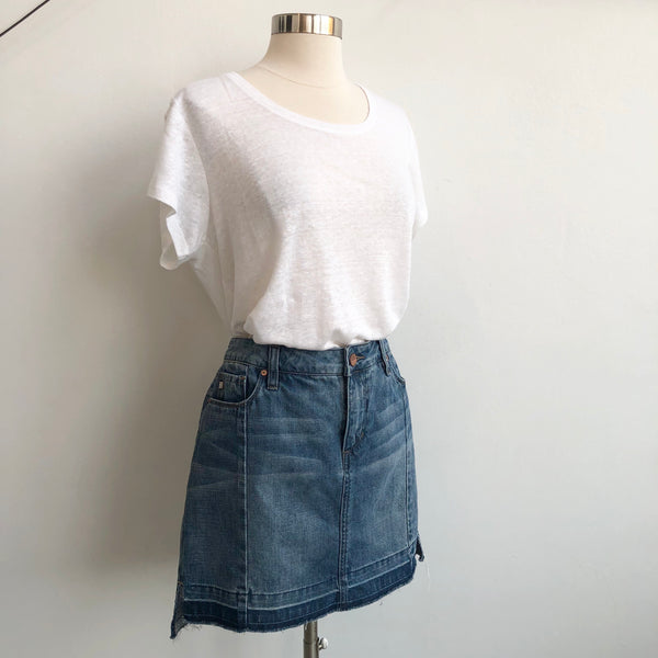 Dear John Denim Skirt