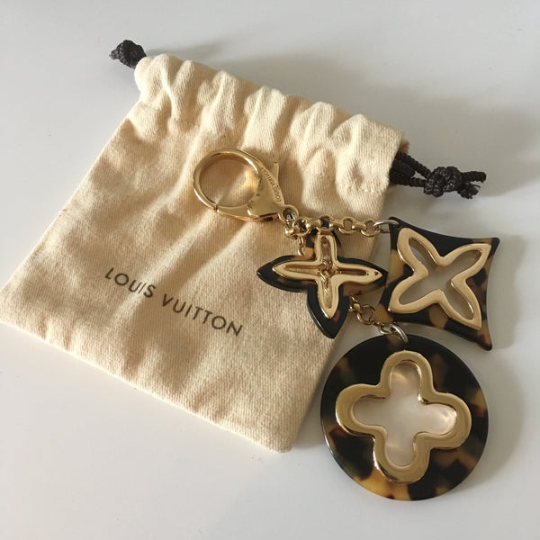 Louis Vuitton Insolence Ecaille Bag Charm