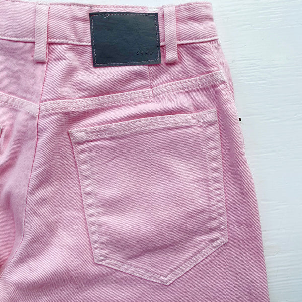 6397 Pink Shorty Jeans NWT
