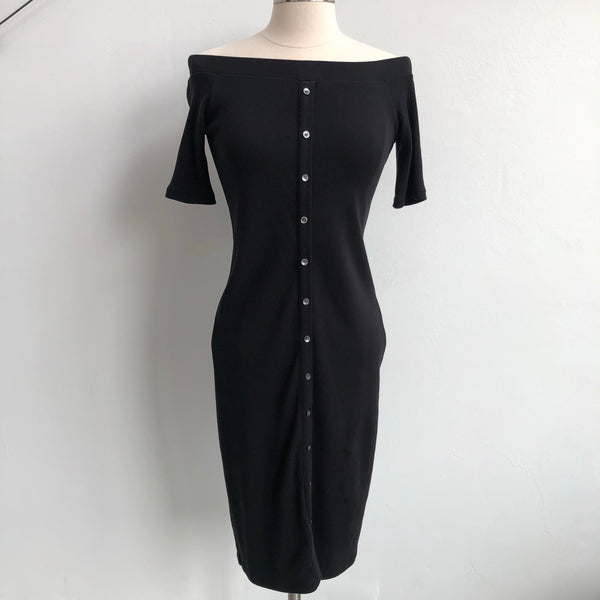Frame Button Up Dress NWT