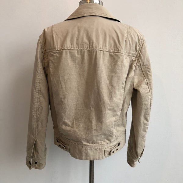 Rag & Bone Canvas Tan Jacket