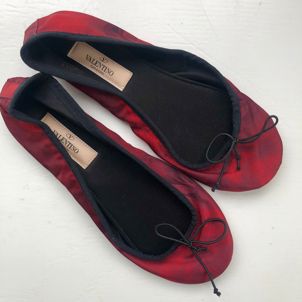 RED Valentino NWT Slippers w/box