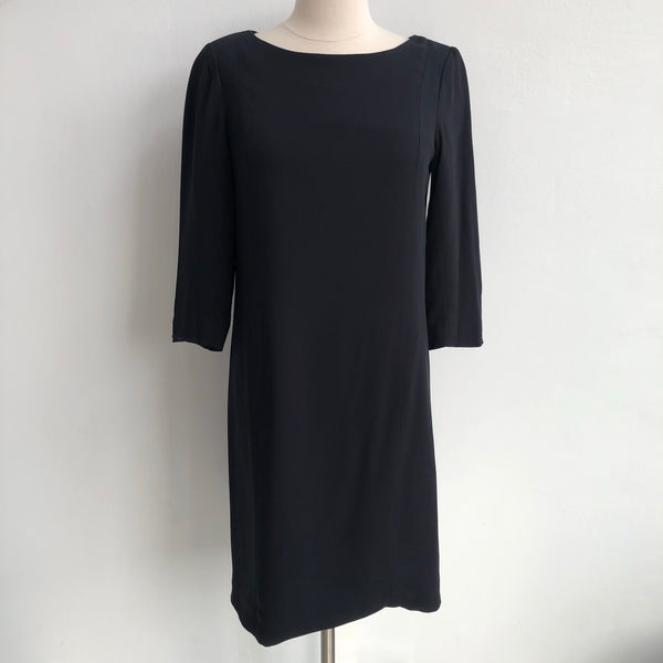 Vince Black Shift Quarter Sleeve