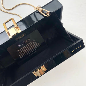 Milly BOSS Clutch NWT
