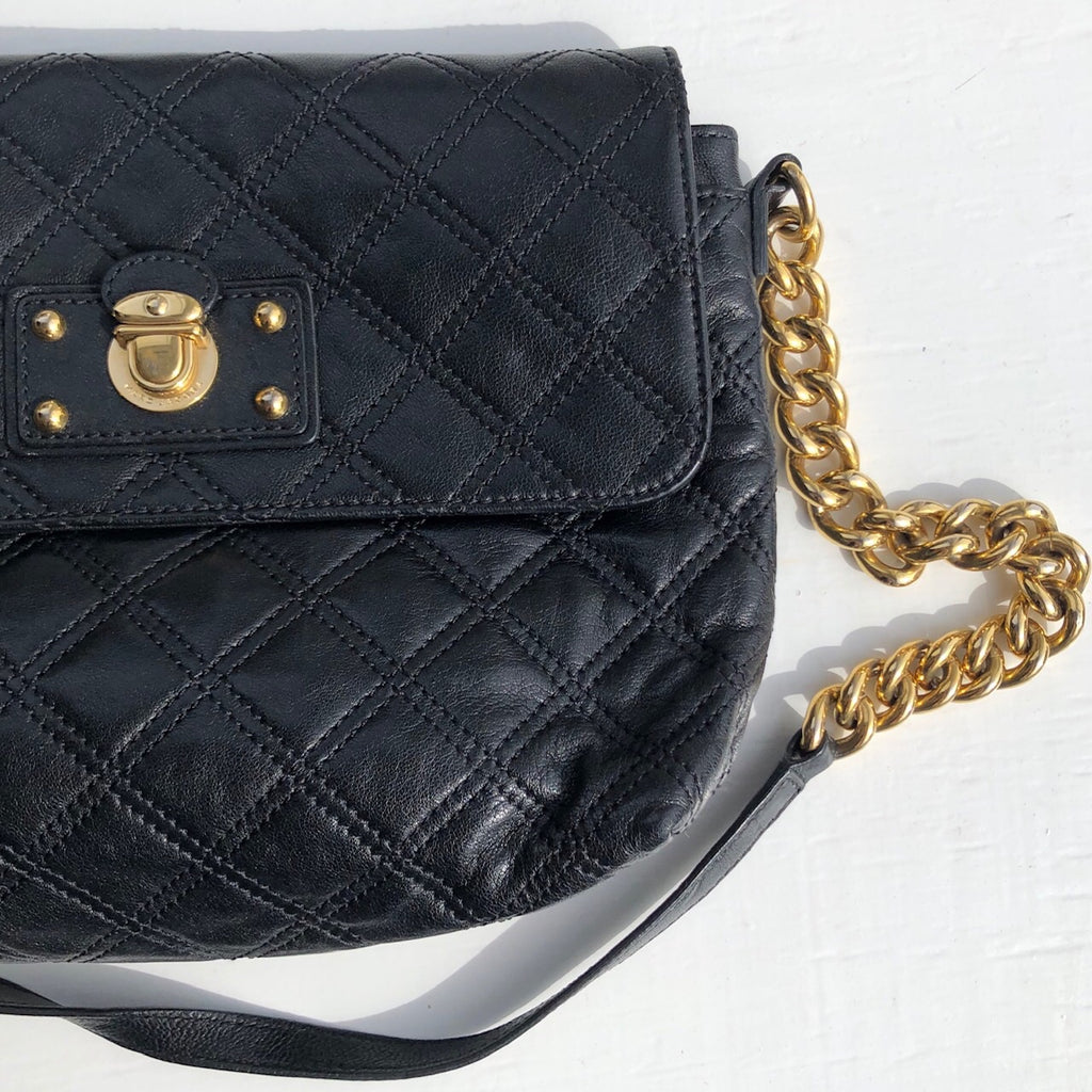 Marc Jacobs The Large Single w/tag